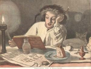 victorian-supper